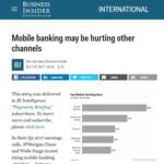 Mobiel bankieren – schadelijk voor klanttevredenheid?