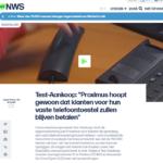 Belgische ophef over toestelhuur