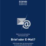 Brief of E-mail – veilig versus onveilig