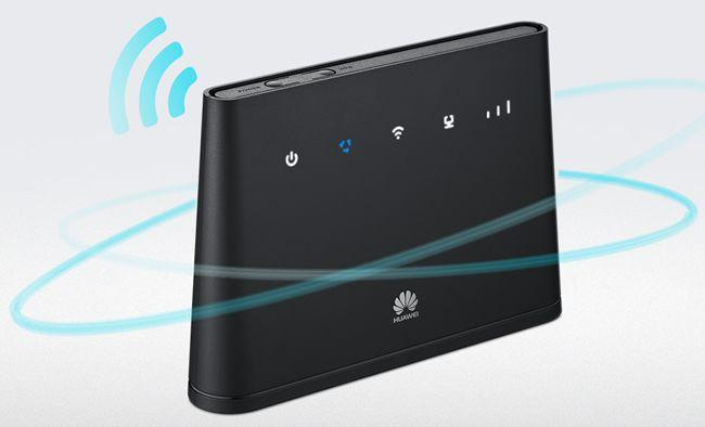 Huawei 5G toegang router